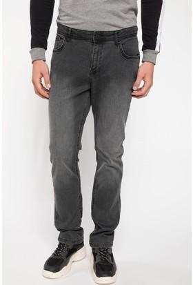 Defacto Erkek Diago Comfort Fit Denim Pantolon