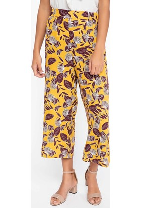 Defacto Kadın Elastik Bel Pantolon