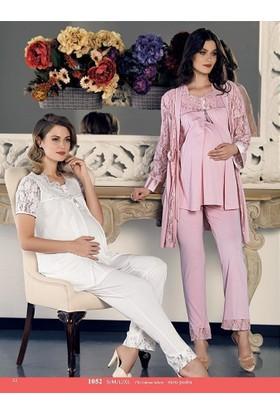Artış 1052 3 Lü Lohusa Pijama Takımı