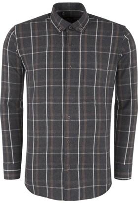 Buratti Oduncu Erkek Uzun Kollu Gömlek 1942037