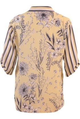 Moda İlgi Tunik Sari