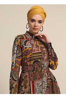 d91bf7955fee3 Sari Tesettür Giyim Modelleri ve Fiyatları & Satın Al