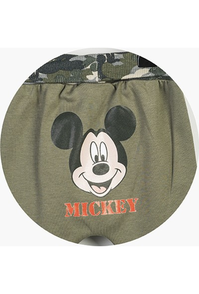 Disney Mickey Mouse Bebek 2'Li Patikli Alt 13540