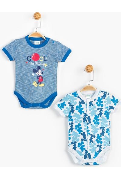 Disney Mickey Mouse Bebek 2'Li Body 13318