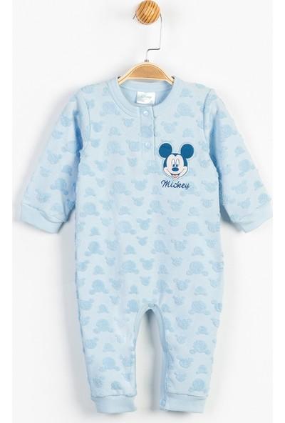 Disney Mickey Mouse Bebek Patiksiz Tulum 13334