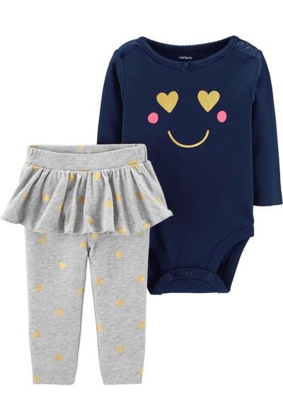 Carter's Kız Bebek 2'Li Set - Bps 121I666