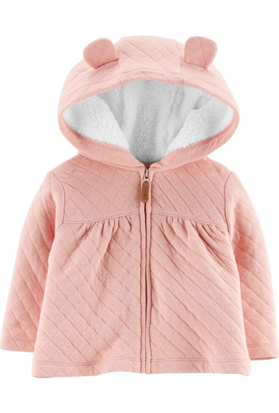 Carter's Kız Bebek Ceket - Sherpa Collection 127H361