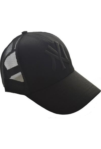 Rd Ekoavm Erkek Kadın Ny Fileli Kep Şapka Rds002