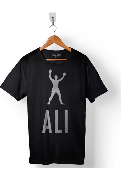 Kendim Seçtim Muhammed Muhammad Ali Smile Boks Boksör Erkek Tişört