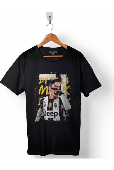 Kendim Seçtim Paulo Dybala 10 Juventus Fc Erkek Tişört