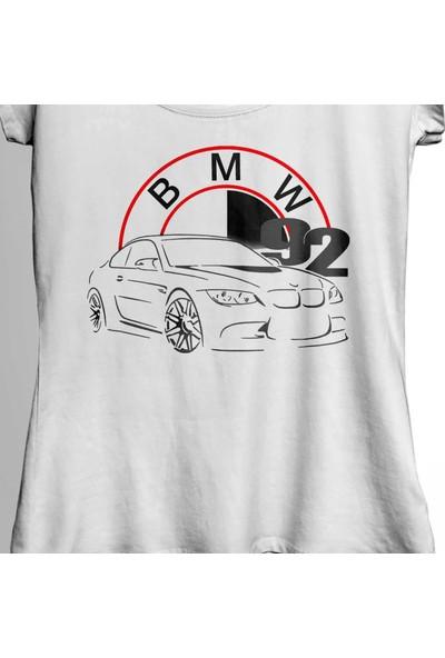 Kendim Seçtim Bmw 3 Serisi The E30 E36 E46 E90 F30 Kadın Tişört