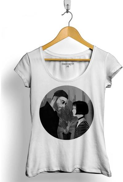 Kendim Seçtim Mathilda Leon The Professional Sevginin Gücü Kadın Tişört