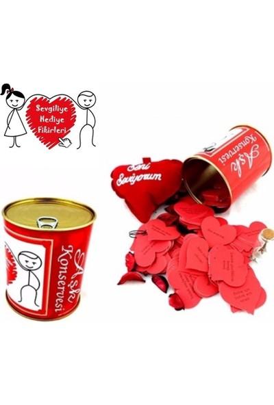 Soufeel Sevgiliye Hediye 365 Gün Aşk Konservesi