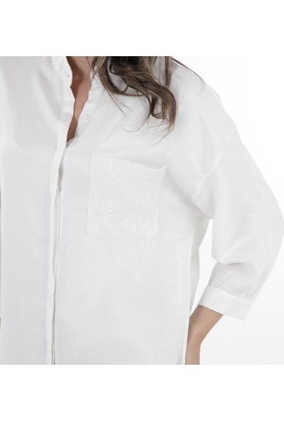 Ayhan Kadın Gömlek 50246