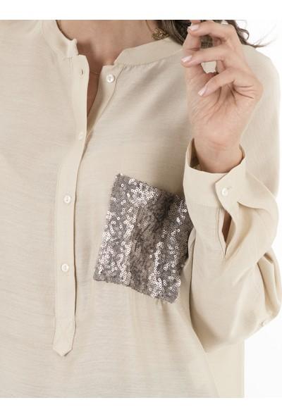 Ayhan Kadın Gömlek 50313