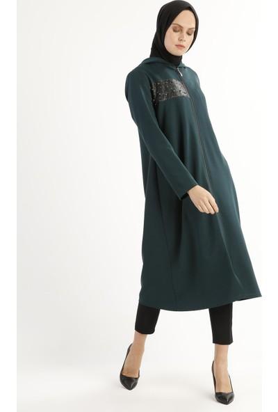 Sitare Kapüşonlu Giy-Çık 18Y4021