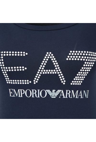 Ea7 Kadın T Shirt 3Ztt81 Tj12Z 1554