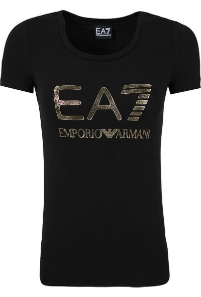 Ea7 Kadın T Shirt 3Ztt82 Tj12Z 1200