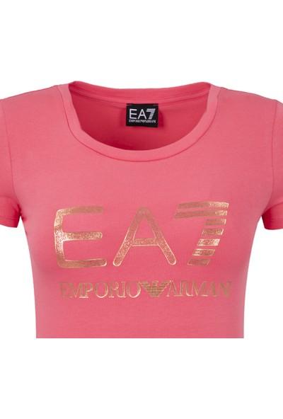 Ea7 Kadın T Shirt 3Ztt82 Tj12Z 1442