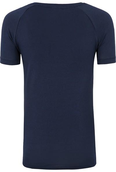 Ea7 Kadın T Shirt 6Ztt81 Tj12Z 1554