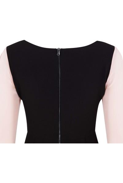 Emporio Armani Kadın Elbise 6Z2A68 2Nqqz 0002