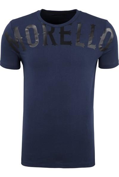 Frankie Morello Erkek T Shirt Fmcf8156Ts B01