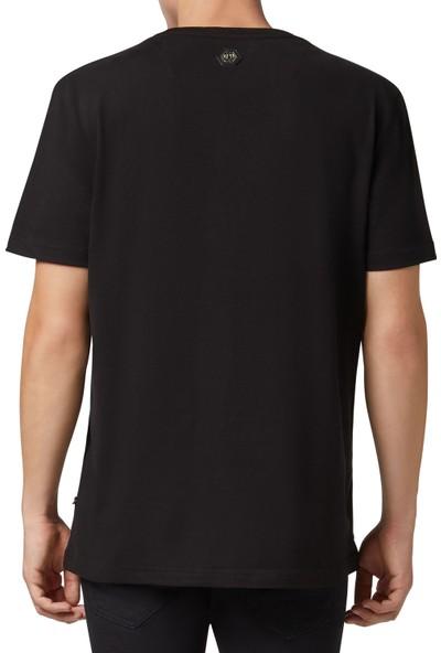 Philipp Plein Erkek T Shirt F18C Mtk2368 Pjy002N 0216
