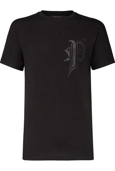 Philipp Plein Erkek T Shirt F18C Mtk2440 Pjy002N 0202