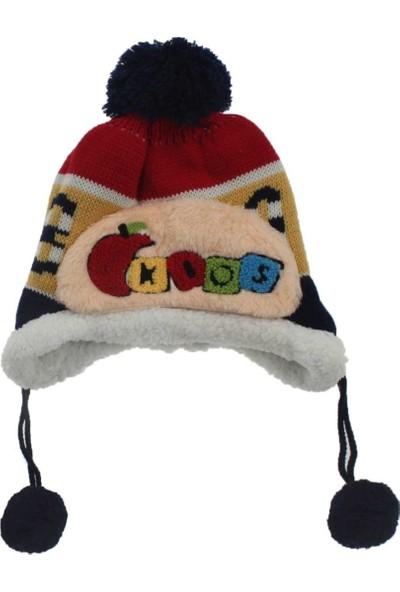 ModaKids Story Baby Erkek Çocuk Kulaklıklı Bere 063-001-012