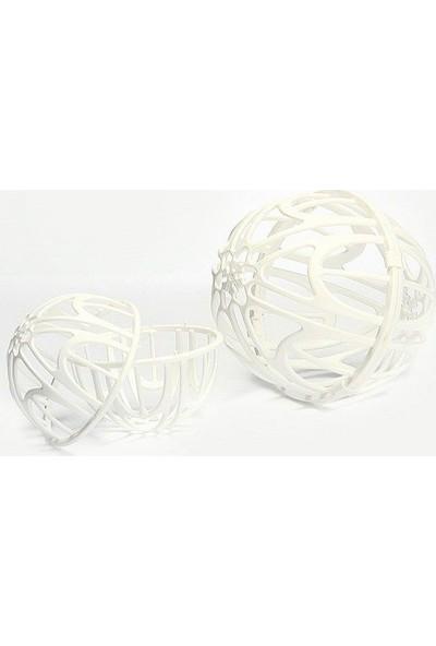 NBB Sütyen Yıkama Topu Beyaz