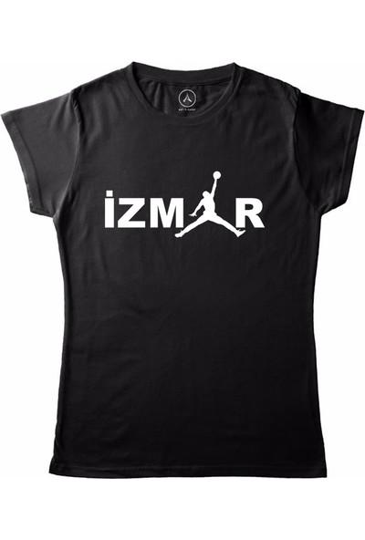 Art T-Shirt Jordan İzmir 23/35 T-Shirt