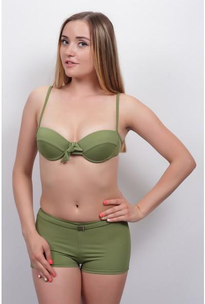 Marka Bikini Düz 2564