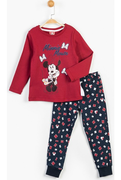 Disney Minnie Mouse Çocuk Takım 13609