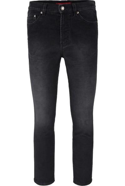 Hugo Boss Jeans Erkek Kadife Pantolon 50395170 012
