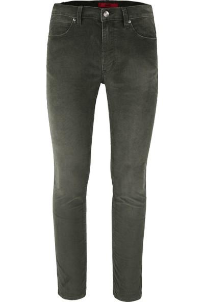 Hugo Boss Jeans Erkek Kadife Pantolon 50395172 301