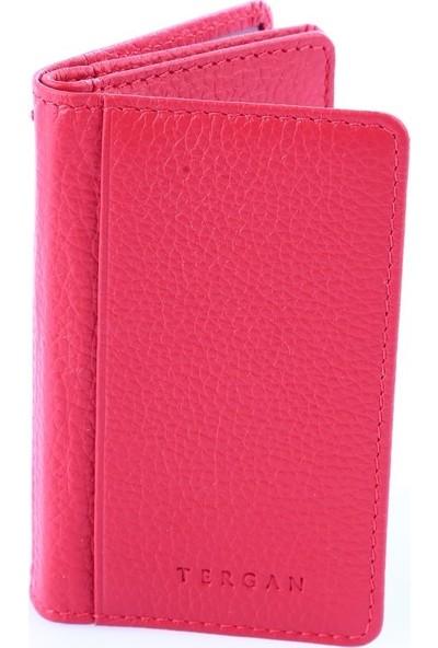 Tergan 1601 Kredi Kartlık Kırmızı