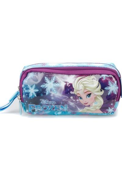 Frozen 95897 Mavi Kız Çocuk Kalemlik