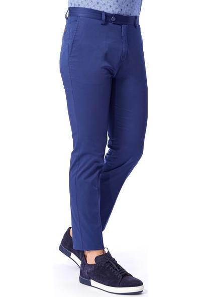 Dufy Düz Erkek Pantolon - Regular Fit