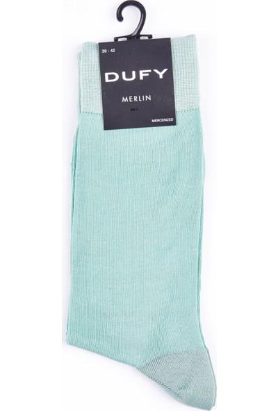 Dufy Düz Erkek Çorap