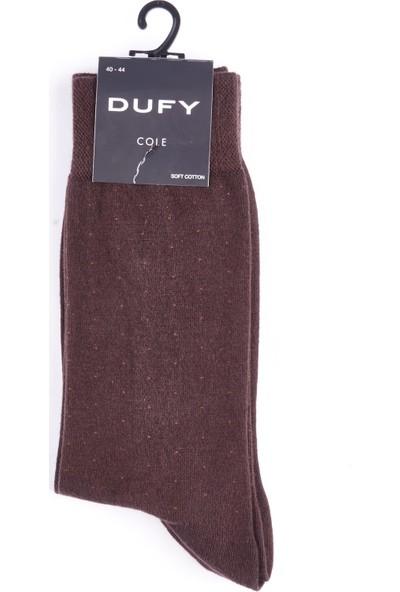 Dufy Düz+Desenli Erkek Çorap