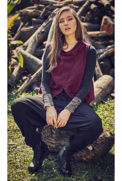 Clandestino Kadın Yelek