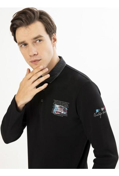 Xint MCL Polo Yaka Sweatshirt