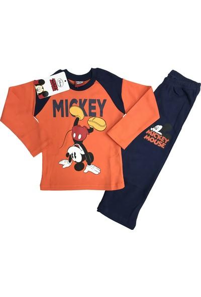 Disney Mickey Mouse Eşofman Takım %100 Disney Lisanslı - 5416