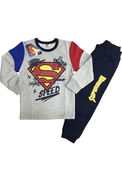 Marvel Superman Eşofman Takım %100 Marvel Lisanslı - 5444