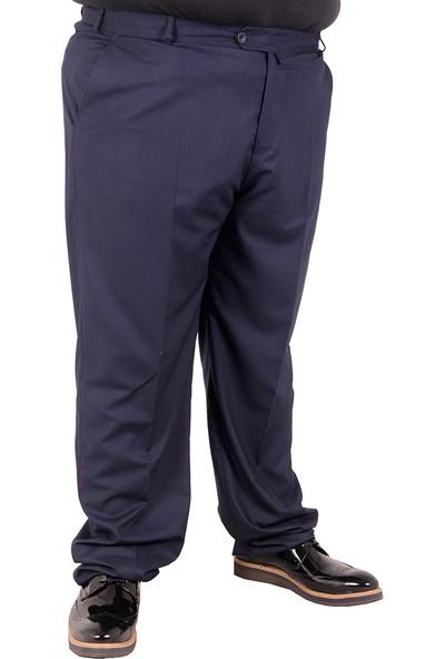 ModeXL Pantolon Kumas 17002 Lacivert