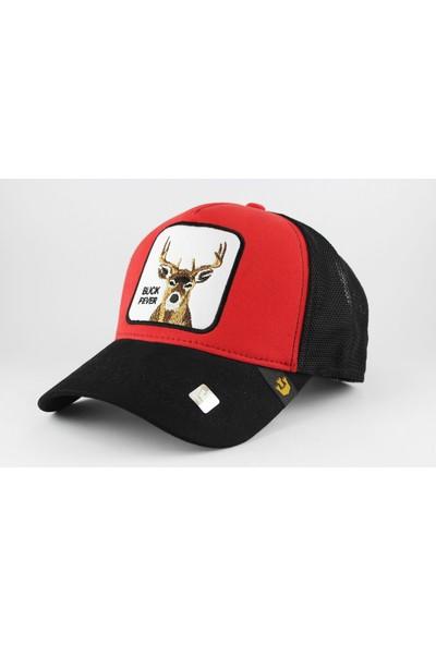 Goorin Geyik Desenli Şapka