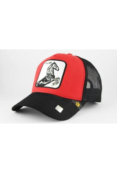 Goorin At Desenli Şapka