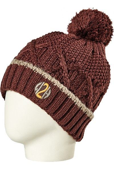 Way2Hill Unisex Pati Bere Wh 2012 Bordo