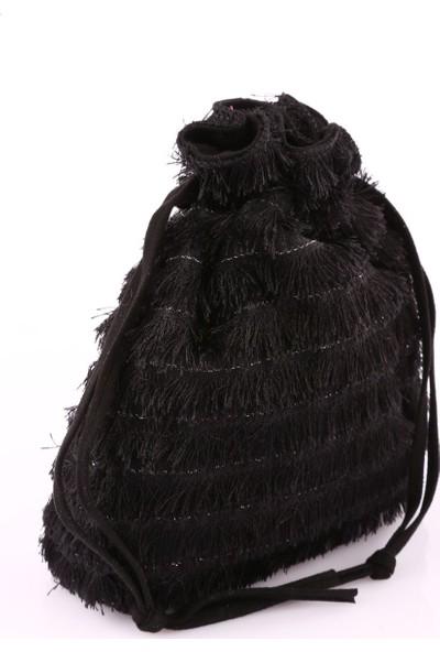 Matmazel 182Lf582 Kadın Abiye Çanta Siyah