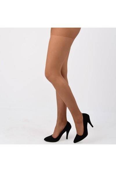 Penti Kadın Süper İnce Bronz Külotlu Çorap
